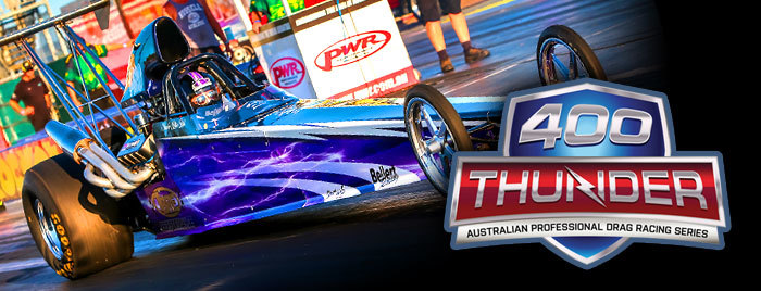 400 Thunder Drag Racing Series