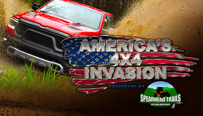 Photo of New Series Alert! America's 4x4 Invasion