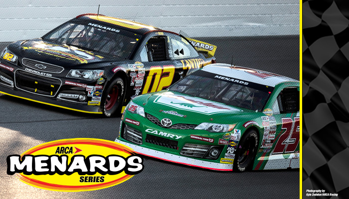 Photo of MAVTV Agrees to Three-Year Extension of Broadcast Partnership with ARCA Menards Series