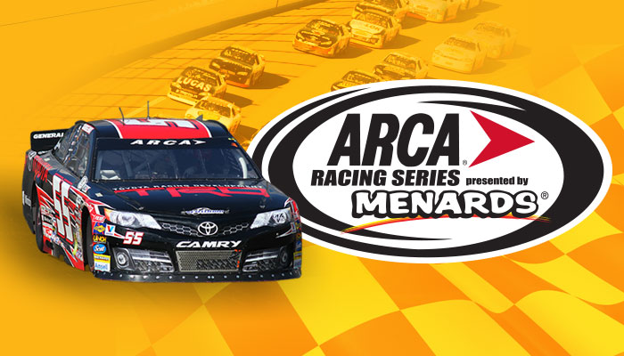 Photo of Hometown Favorites will Face Tough Competition Saturday Night at Salem Speedway in ARCA Racing Series Live at 7:pm ET Sept. 15