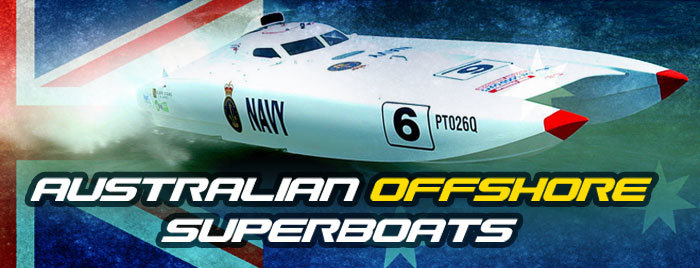 Australian Offshore Superboats