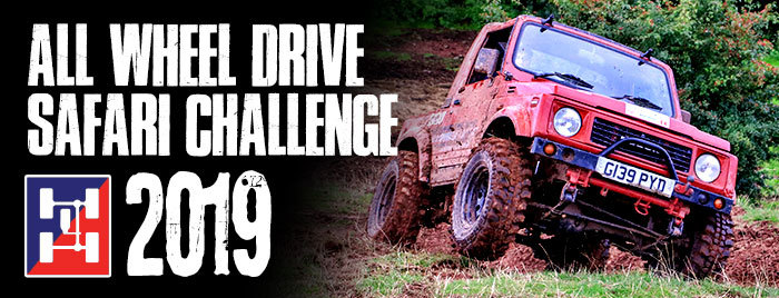 AWD Safari Challenge