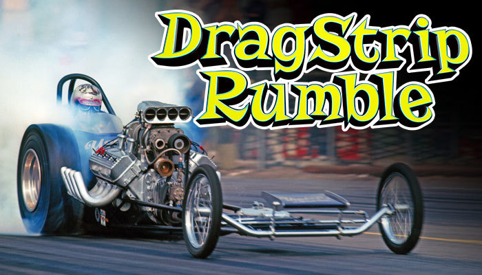 Photo of Drag Strip Rumble! Premiers Sat. October 20 at 8:00am ET