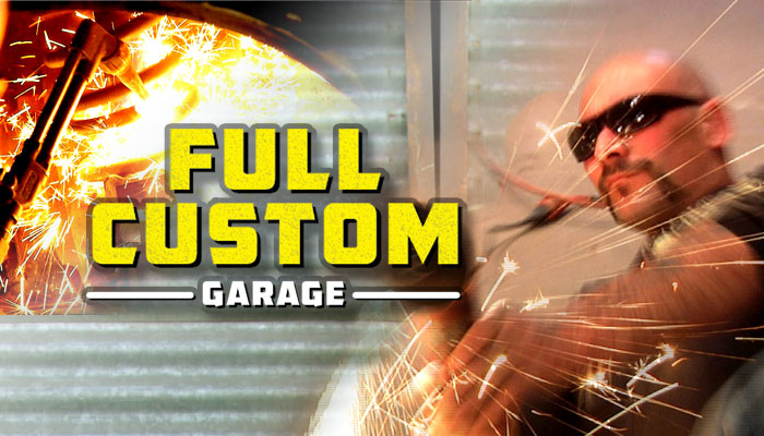 Photo of Full Custom Garage Returns to MAVTV