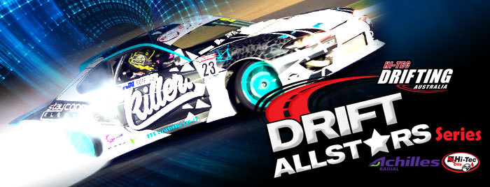 Hi-Tec Drift Allstar Series
