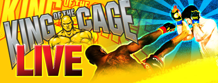 King of the Cage LIVE