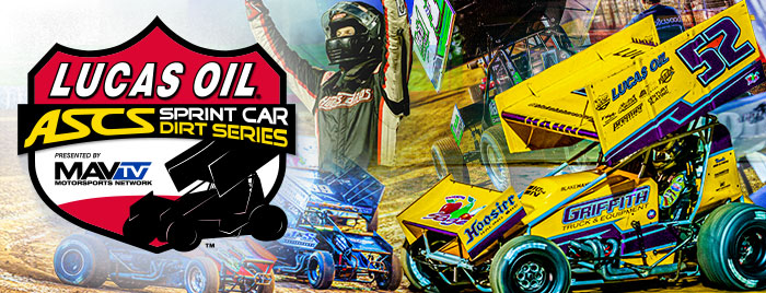 Lucas Oil ASCS: 2017 - Part 2 - Knoxville, IA