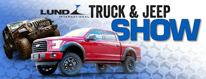 Lund International Truck and Jeep Show