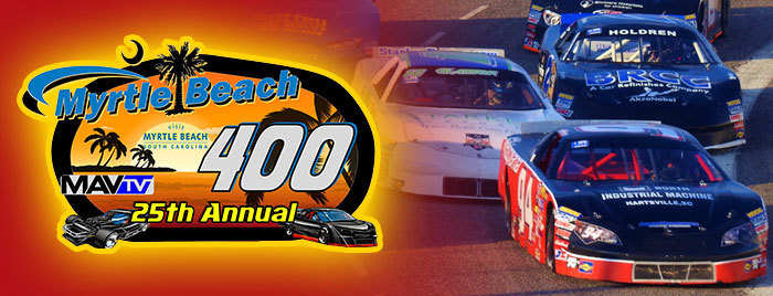 Myrtle Beach 400: NASCAR Whelen All-American Late Models