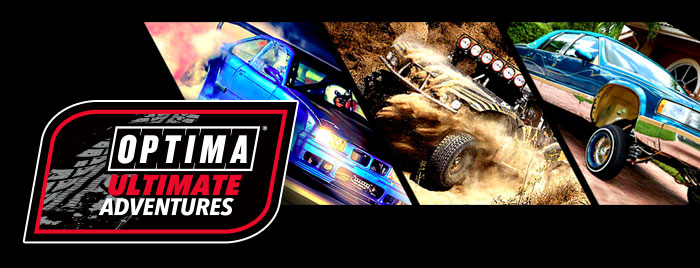 OPTIMA Ultimate Adventures