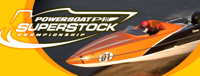 P1 Superstock Powerboats