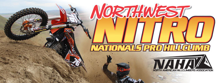 Northwest Nitro Nationals Pro Hillclimb