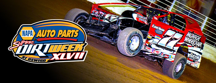 SPEED SPORT - 48th Super DIRT Week 200