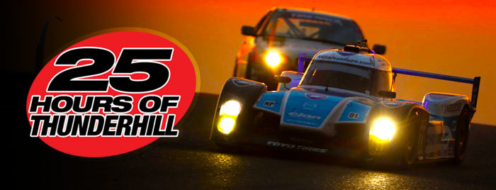 NASA 25 Hours of Thunderhill