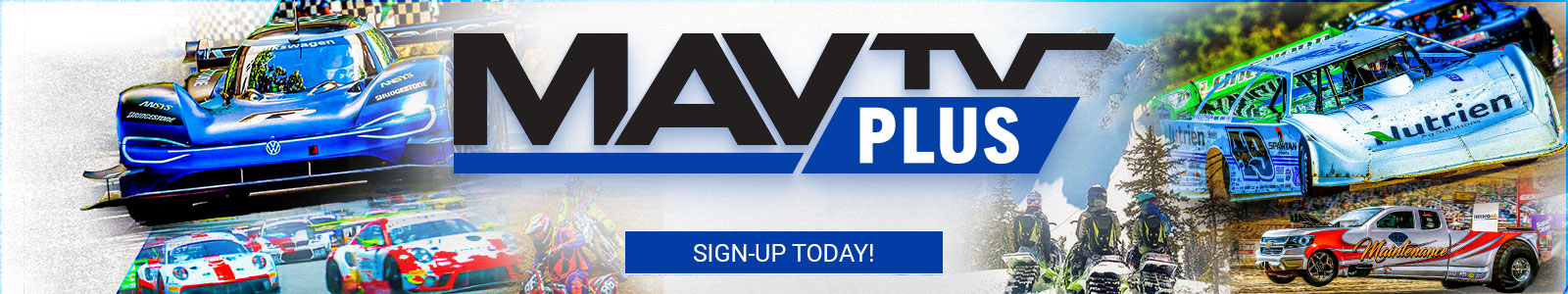 Sign-Up Today for MAVTV Plus!